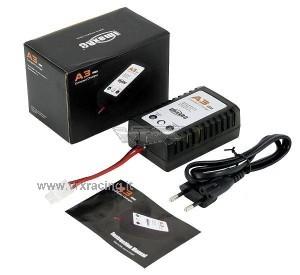 A3 NIMH caricabatteria rapido per batterie NI-MH con attacco TAMIYA pz.1