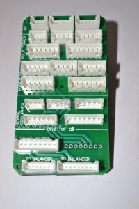 Base multifunzionale per la ricarica ed il bilanciamento di batterie lipo da 2S a 6S (da 2celle a 6 celle)