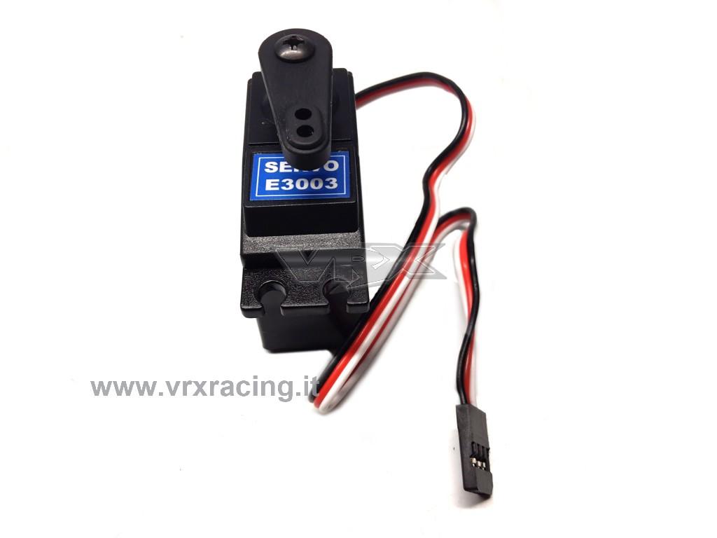 H0049W Servo VRX 3Kg Waterproof //VRX SERVE 3KG WATERPROOF