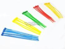 Fascette in plastica colorate 25pz VRX