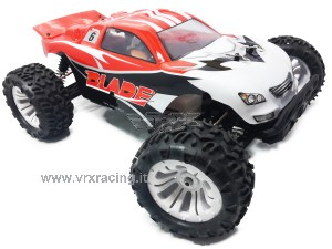 Mega Truggy Sword 1/10 Off road con Motore a scoppio GO.18 a 2 Marce Radio 2.4 GHz 4WD RTR RH1002MG VRX