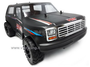 COYOTE EBD EBL SUV 110 off-road elettrico a spazzola brushless 2.4 Ghz 4WD RTR VRX (1)