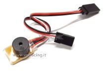 Segnalatore acustico GT POWER per modelli RC