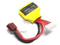 Adattatore Connettore bilanciatore Twins Per Batterie Lipo 6S 2x3S G.T,Power