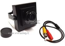 Camera FPV V1 G.T. POWER 420 TVL per Droni Elicotteri Modelli RC