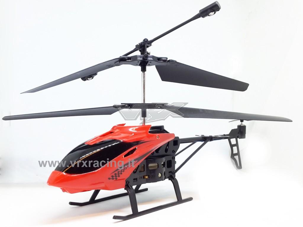 Elicottero 007 : Elicottero radiocomandato 3d controllo infrarossi dh866 vrx aereo model