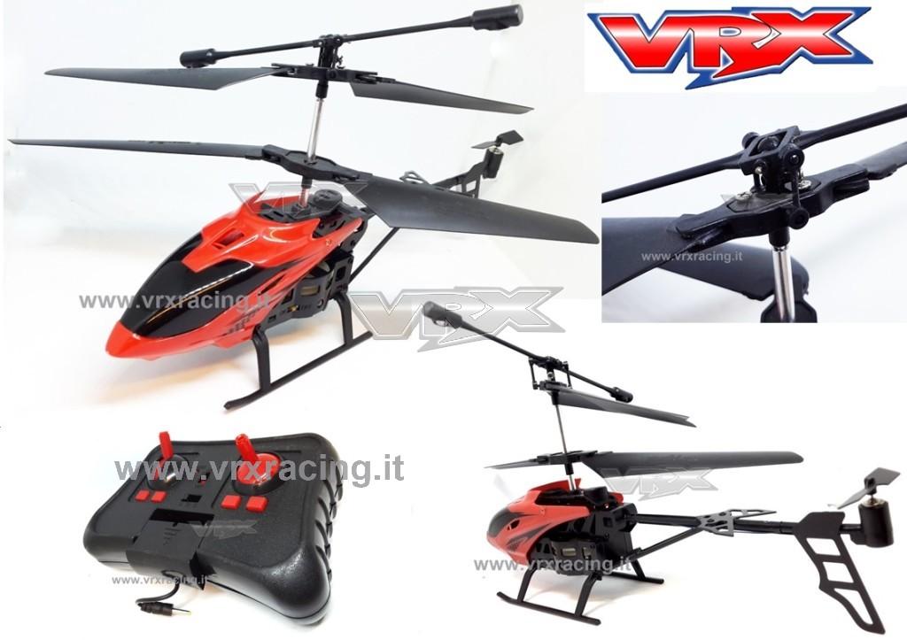 Elicottero Grigio : Elicottero radiocomandato d controllo infrarossi dh