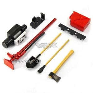 Mini accessori per modelli Rock Crawler