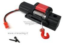 Gancio Traino con avvolgimento elettrico 1/10 1/8 off-road VRX